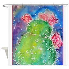 Cactus, southwest, art! Shower Curtain