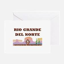 ABH Rio Grande del Norte Greeting Card