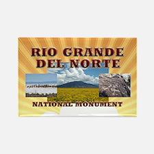 ABH Rio Grande del Norte Rectangle Magnet