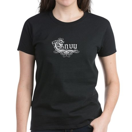 7 Sins Envy Women's Dark T-Shirt