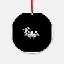 7 Sins Envy Ornament (Round)