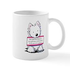 Vital Signs: NAUGHTY Mug