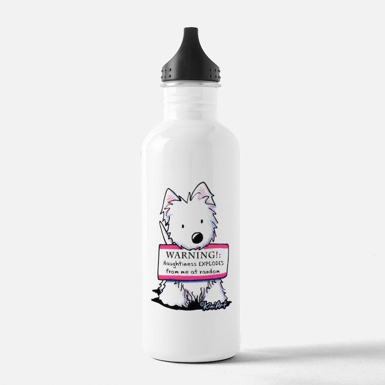 Vital Signs: NAUGHTY Water Bottle