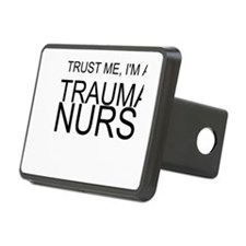 Trust Me, Im A Trauma Nurse Hitch Cover