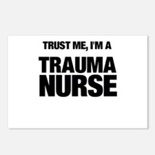 Trust Me, Im A Trauma Nurse Postcards (Package of
