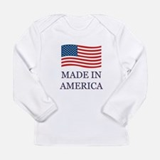 Made in America_2 Long Sleeve T-Shirt