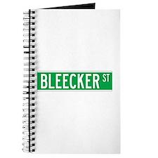 Bleecker St., New York - USA Journal