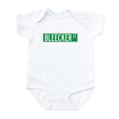 Bleecker St., New York - USA Infant Bodysuit