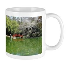 Bridge Over Spring Pond Mug