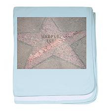 Author Harper Lee's Star baby blanket