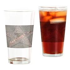 Author Harper Lee's Star Drinking Glass