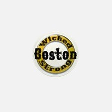 Wicked Strong Bruins Mini Button (10 pack)