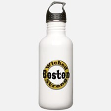 Wicked Strong Bruins Water Bottle
