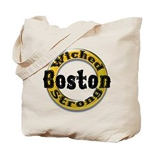 Wicked Strong Bruins Tote Bag