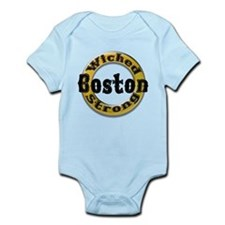 Wicked Strong Bruins Body Suit