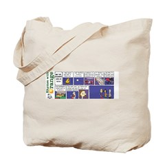 Why The Neighbors Hate Us Tote Bag