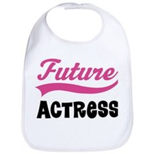 Future Actress Bib