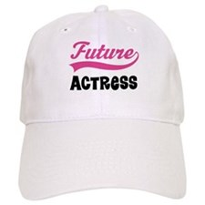 Future Actress Baseball Baseball Cap