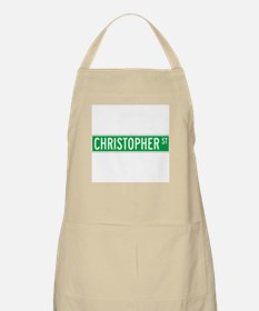 Christopher St., New York - USA BBQ Apron