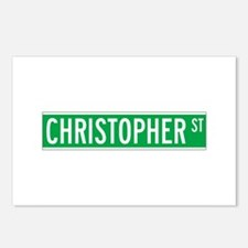 Christopher St., New York - USA Postcards (Packag