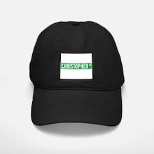 Christopher St., New York - USA Baseball Hat