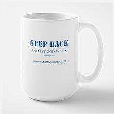 Step back 1 Mug