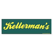 Kellerman's Sticker (Bumper)