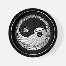 Moonbird Yang Wall Clock