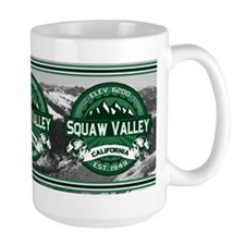 Squaw Valley Forest Mug