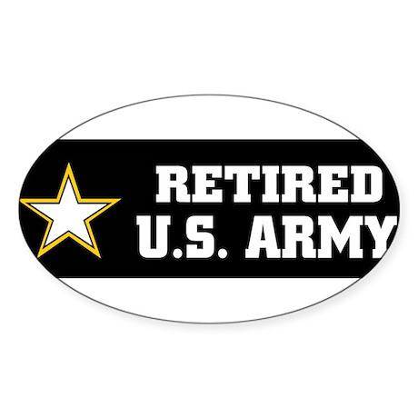 armyretired Sticker
