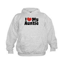I Love My Auntie Hoodie