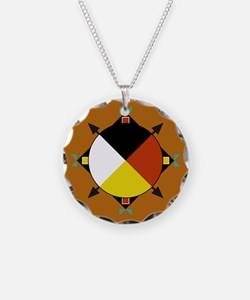 Cherokee Four Directions Necklace