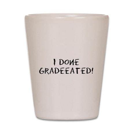 Grad Shot Glass