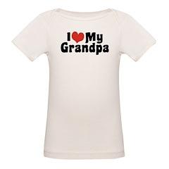 I Love My Grandpa Tee