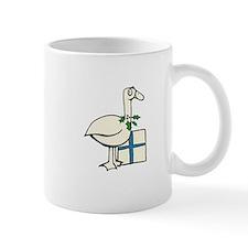 Holiday Goose Mug
