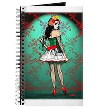 Dia De Los Muertos Stockings Pin-up Journal