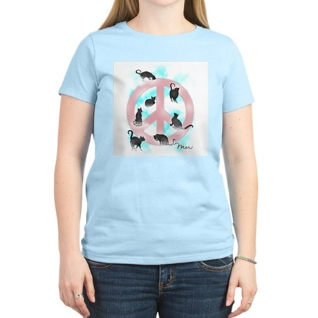 PEACE FOR THE CATS T-Shirt