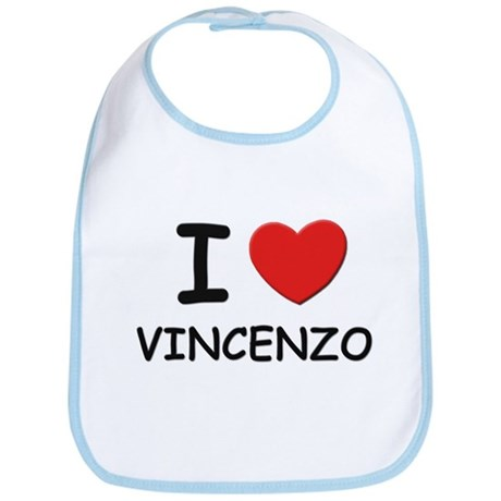 I love Vincenzo Bib