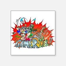 Gamer for Life Sticker