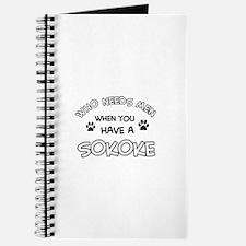 Sokoke designs for the cat lover Journal