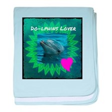 Dolphin lovers ! It's for you ! A mandala style ba