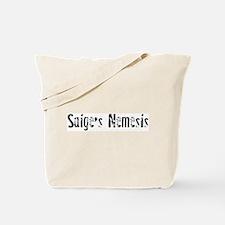 Saige's Nemesis Tote Bag