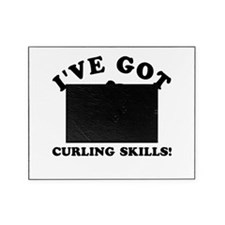 I've got Curling skills Picture Frame