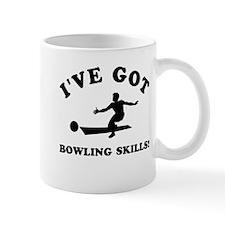 I've got Bowling skills Mug