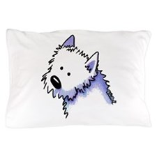 Good Dog Westie Pillow Case