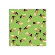 Cicada Pattern Sticker