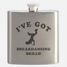 I've got Breakdancing skills Flask