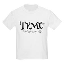 TFMU Official B&W Logo T-Shirt