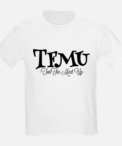 TFMU Official B&W Logo T-Shirt