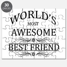 World's Most Awesome Best Friend Puzzle